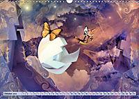 Wirrsuelle Welten (Wandkalender 2019 DIN A3 quer) - Produktdetailbild 10