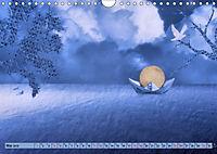 Wirrsuelle Welten (Wandkalender 2019 DIN A4 quer) - Produktdetailbild 5