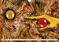Wirrsuelle Welten (Wandkalender 2019 DIN A4 quer) - Produktdetailbild 9