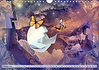 Wirrsuelle Welten (Wandkalender 2019 DIN A4 quer) - Produktdetailbild 10