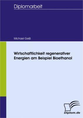 Wirtschaftlichkeit regenerativer Energien am Beispiel Bioethanol, Michael Geiß