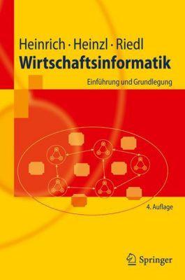 Wirtschaftsinformatik buch portofrei bei bestellen for Armin heinzl