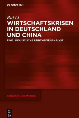 Wirtschaftskrisen in Deutschland und China, Rui Li