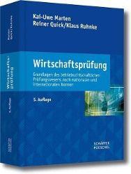Wirtschaftsprüfung, Kai-Uwe Marten, Reiner Quick, Klaus Ruhnke