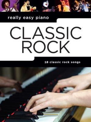 Wise Publications: Really Easy Piano: Classic Rock, Wise Publications