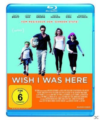 Wish I Was Here, Adam J. Braff, Zach Braff