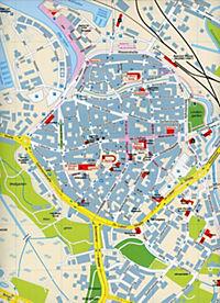 Wismar Cityplan - Produktdetailbild 1