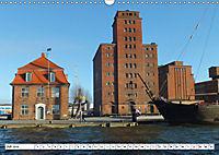 Wismarer Ansichten 2019 (Wandkalender 2019 DIN A3 quer) - Produktdetailbild 7