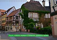 Wissembourg - Pearl of Alsace (Wall Calendar 2019 DIN A4 Landscape) - Produktdetailbild 1