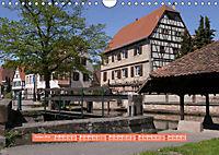 Wissembourg - Pearl of Alsace (Wall Calendar 2019 DIN A4 Landscape) - Produktdetailbild 10