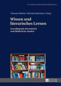 Wissen und literarisches Lernen