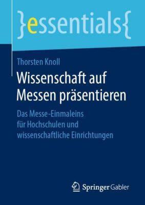 Wissenschaft auf Messen präsentieren - Thorsten Knoll |