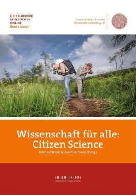 Wissenschaft für alle: Citizen Science -  pdf epub