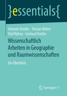 Wissenschaftlich Arbeiten in Geographie und Raumwissenschaften