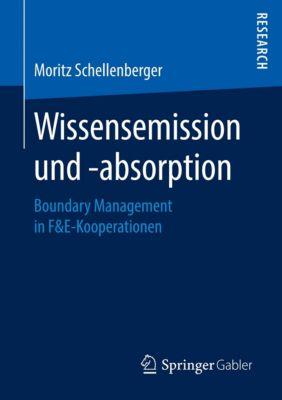 Wissensemission und -absorption, Moritz Schellenberger