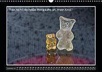 Wissenswertes aus der Welt der Gummibären (Wandkalender 2019 DIN A3 quer) - Produktdetailbild 11