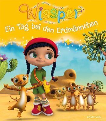Wissper - Ein Tag bei den Erdmännchen, Cornelia Neudert