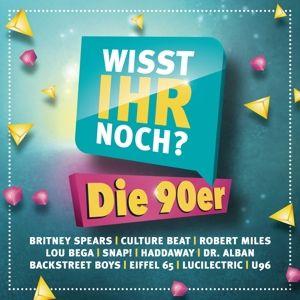 Wisst Ihr Noch?...Die 90er!, Various