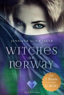 Witches of Norway: Witches of Norway: Alle 3 Bände der magischen Hexen-Reihe in einer E-Box!, Jennifer Alice Jager