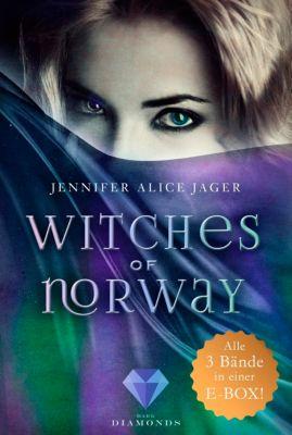 Witches of Norway: Witches of Norway: Alle 3 Bände der magischen Hexen-Reihe in einer E-Box!, Jennifer Alice Jager
