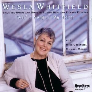 With A Song In My Heart, Weslia & Mike Greensill & Michael Moore Whitfield