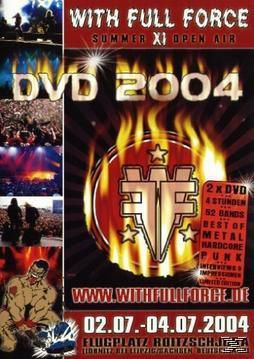 With Full Force 2004, Diverse Interpreten