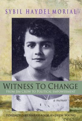 Witness to Change, Sybil Morial