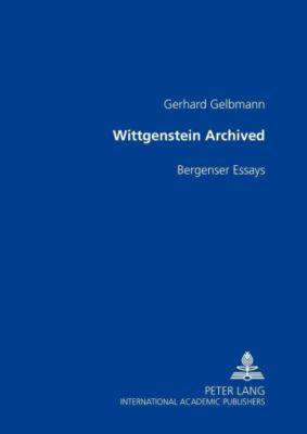 Wittgenstein Archived, Gerhard Gelbmann