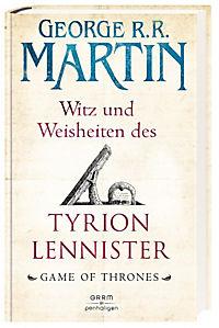 Witz und Weisheiten des Tyrion Lennister - Produktdetailbild 1
