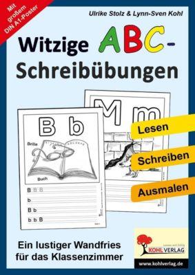 Witzige ABC-Schreibübungen, Ulrike Stolz, Lynn S Kohl