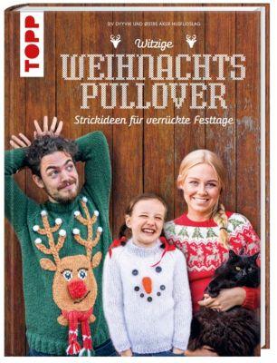 Witzige Weihnachtspullover - Siv Dyvik |
