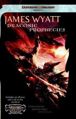 Wizards of the Coast: Draconic Prophecies, James Wyatt
