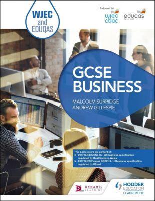 WJEC and Eduqas GCSE Business, Andrew Gillespie, Malcolm Surridge