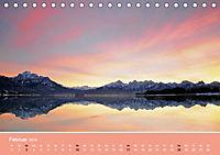 Wo das Allgäu am schönsten ist (Tischkalender 2019 DIN A5 quer) - Produktdetailbild 2