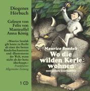 Wo die wilden Kerle wohnen, 1 Audio-CD, Anna König