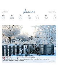 Wo Himmel und Erde sich berühren, Postkartenkalender 2019 - Produktdetailbild 2