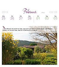 Wo Himmel und Erde sich berühren, Postkartenkalender 2019 - Produktdetailbild 4