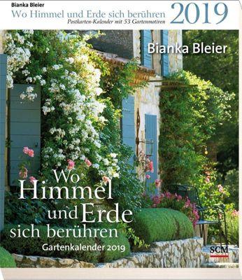 Wo Himmel und Erde sich berühren, Postkartenkalender 2019, Bianka Bleier