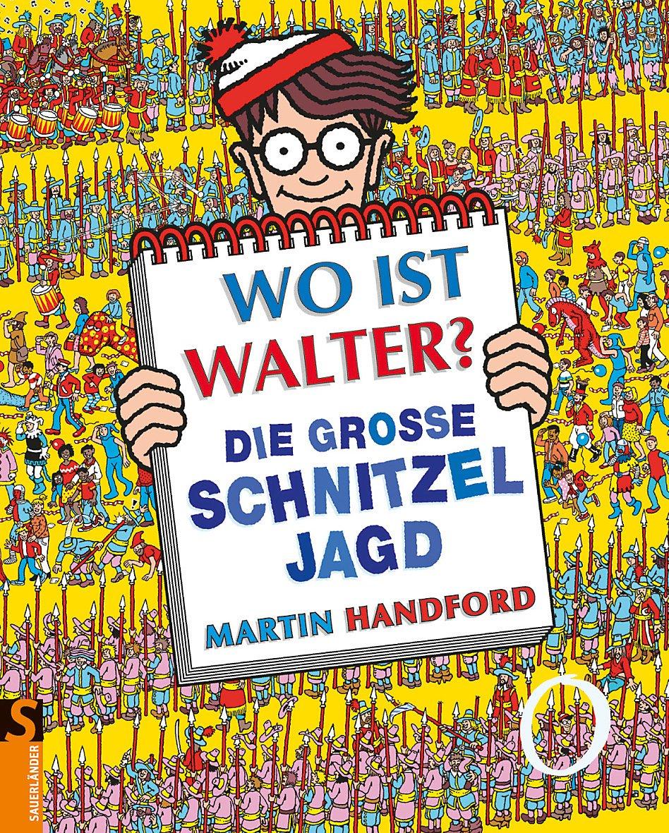 Wo ist Walter? Die große Schnitzeljagd Buch portofrei - Weltbild.de