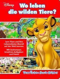 Wo leben die wilden Tiere?, Phoenix International Publications Germany GmbH