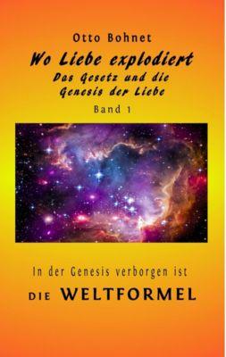 Wo Liebe explodiert - das Gesetz und die Genesis der Liebe Band 1, Otto Bohnet
