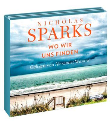 Wo wir uns finden, 6 Audio-CDs, Nicholas Sparks