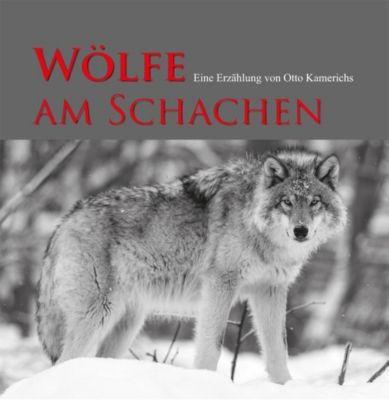 Wölfe am Schachen, Otto Kamerichs