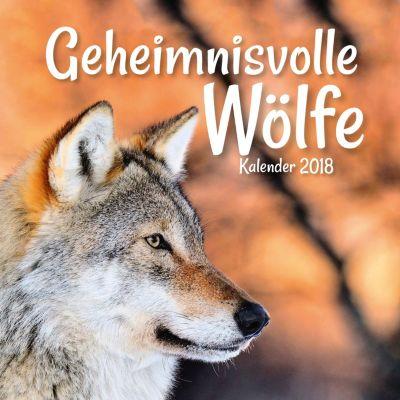 Wölfe Broschurkal. 2018