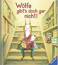 Wölfe gibt's doch gar nicht! - Produktdetailbild 2