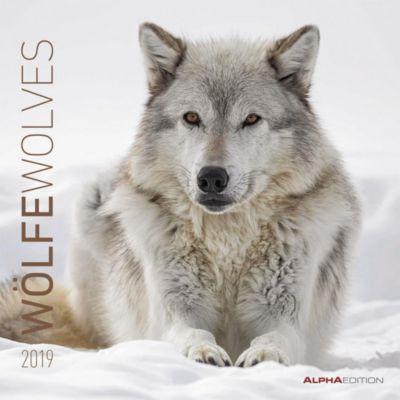Wölfe / Wolves 2019, ALPHA EDITION