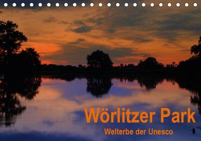 Wörlitzer Park (Tischkalender 2019 DIN A5 quer), Pia Thauwald