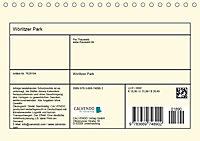 Wörlitzer Park (Tischkalender 2019 DIN A5 quer) - Produktdetailbild 13