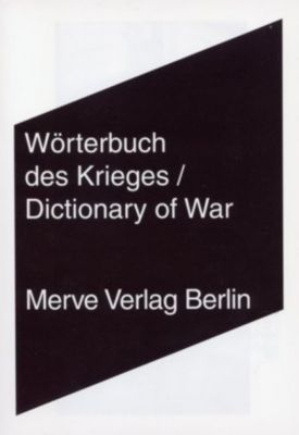 Wörterbuch des Krieges; Dictionary of War