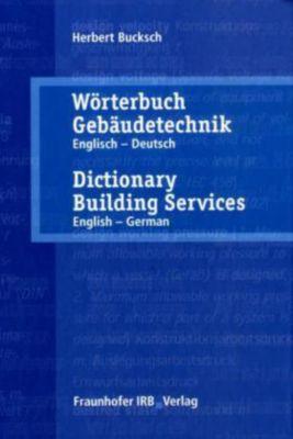 W rterbuch geb udetechnik englisch deutsch buch portofrei for Englisch deutsche ubersetzung